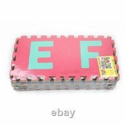 EXTRA LARGE A-Z Alphabet EVA Foam Play Mat Set Kids Soft Foam Puzzle Learning