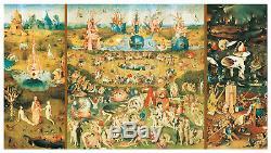 Educa 14831 The Garden of Earthly Delights, Hieronymus Bosch 9000 pieces Puzzle