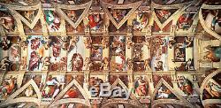 Educa 16065 Sistine Chapel, Michelangelo 18000 pieces XXL Puzzle
