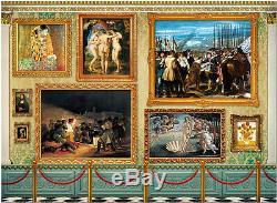 Educa 17137 Museum Master Pieces 12000 pieces XXL Puzzle