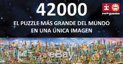 Educa 17570 Around the World 42000 pieces XXL Puzzle