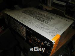 Educa 8000 piece puzzle Cappella Sistina puzzle rare Box Sealed New jigsaw NIB