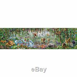 Educa Extra-Large Wildlife Puzzle 33,600-Pc