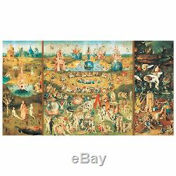Educa Garden of Earthly Delights Jigsaw Puzzle 9000-Pc
