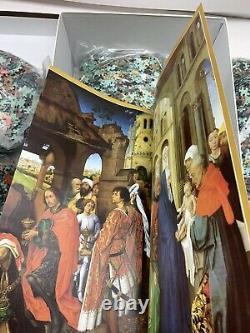 Educa St. Columba Altarpiece, R. Van der Weyden 18000 Piece Puzzle