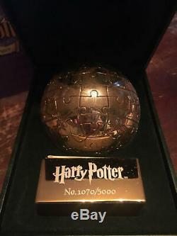 Golden Jigsaw Puzzle Harry Potter exclusive Japan Quidditch 5000 limited Rare