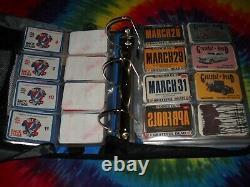 Grateful Dead Backstage Pass Train Puzzle Marvel Concert Jerry Garcia 1978-1995