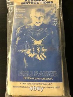HELLRAISER Puzzle Box Kit Mystery Box Screamin' 1991 VERY RARE
