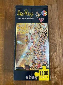 HEYE 1500 Puzzle Hugo Prades Don't Marry, Be Happy! #8842