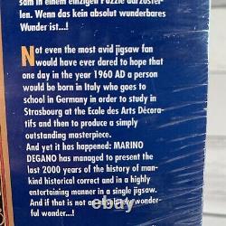 HEYE 2000 Years 1998 Marino Delano Jigsaw Puzzle 8000 Pieces New & Sealed Rare