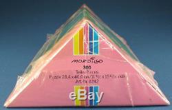 HEYE Dreieck PUZZLE 8242 MORDILLO 300 Teile 1986 NEU in Folie MISB NEW
