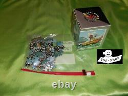 HEYE Puzzle Loup MOBY DICK 120 Teile 8213 two sided 1974 beidseitig sehr rar