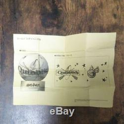 Harry Potter limited Golden Jigsaw Puzzle Quidditch Sphere Ball movie USJ