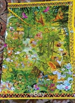 Heye 4000-Piece Puzzle Ryba Amazonas