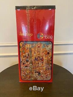 Heye Hugo Prades Pamplona 1500 pc. Sealed Puzzle