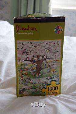 Heye Jigsaw Puzzle Blachon Spring 1000 pieces