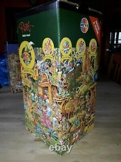 Heye Jigsaw Robin Hood 2000pc Rybas puzzle poster 29065 Rare discontinued 2005
