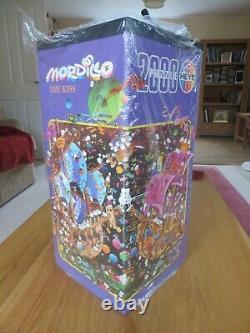 Heye Mordillo 2000 Piece Jigsaw Puzzle The Kiss