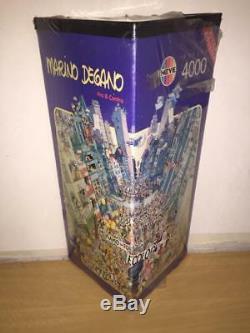 Heye Puzzle MARINO DEGANO PRO & CONTRA 4000 Pezzi art. 8857 MIB, 1995