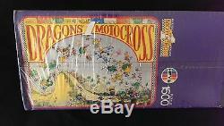 Heye Puzzle Marino Degano Dragon's Motorcross Jigsaw 1992 New Sealed 1500 Pcs