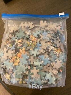 Heye Ryba Merry Christmas 500 pc. Puzzle