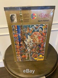 Heye Ryba Sports Festival 2000 pc. Puzzle (New)