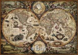 Heye Vintage World 2000 pieces jigsaw puzzle