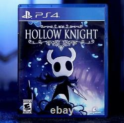 Hollow Knight Collector's Edition with Metal Brooch PlayStation 4 PS4 Region Free