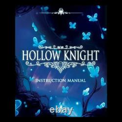 Hollow Knight Limited Collector's Edition with Metal Brooch (PlayStation 4 PS4)