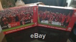 JOB LOT 40 x FOOTBALL CLUB TEAMS STADIUM 500 PIECE JIGSAW PUZZLES XMAS GIFT TOYS