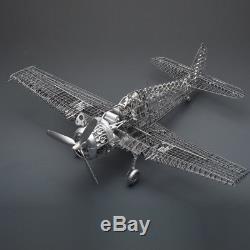 Jasmine F6F-5 Hellcat 3D Metal Puzzle DIY Full Structure PE Detail Model Kit Toy