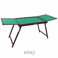 Jigitz Jigsaw Puzzle Tables with Legs 37x26in Puzzle Board and Foldout Trays