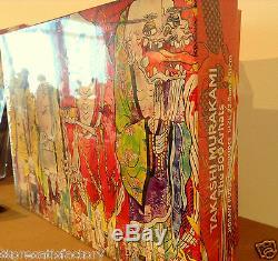 Jigsaw Puzzle TAKASHI MURAKAMI 500 Arhats Exhibition Limited kaikai kiki 1000pcs