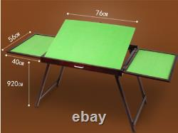 Jigsaw Puzzle Table Tilting Portable Large Wooden Table For 1500 Pieces Puzzles