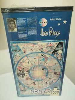 Jigsaw puzzle Heye 4000 pcs HUGO PRADES ASTRO WORLD art. 25275