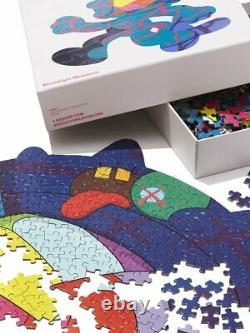 KAWS Ankle Bracelet Puzzle ORDER CONFIRMED Brooklyn Museum What Party