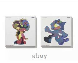 KAWS Brooklyn Museum What Party Puzzle SET Ankle Bracelet and Isolation Tower