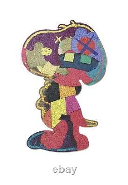 KAWS Isolation Tower Puzzle