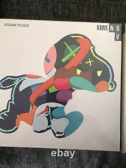 Kaws Jigsaw Puzzles X2 NGV