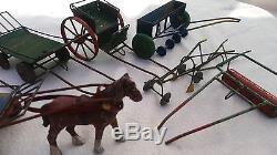 Kayron Miniature Farming Implements