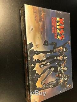 Kiss 1977 Sealed Destroyer Jigsaw Puzzle Casse-Tete Aucoin
