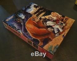 LABYRINTH Movie Vintage LUDO & HOGGLE Puzzle SEALED Lucasfilm Archives 1986