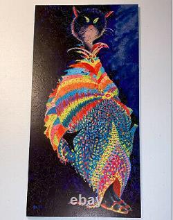 LIBERTY Wooden Jigsaw Puzzle Dr Seuss J Katz & His Coat of Many Colors 418 Piece