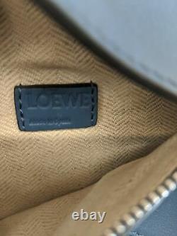 LOEWE Blue Puzzle Women's Crossbody Bag