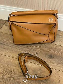 LOEWE Puzzle bag in classic calfskin