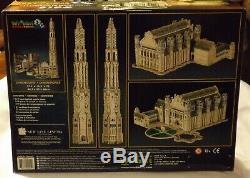 LOTR Wrebbit Citadel of Minas Tirith 3D Puzzle 819 pcs Return of the King SEALED