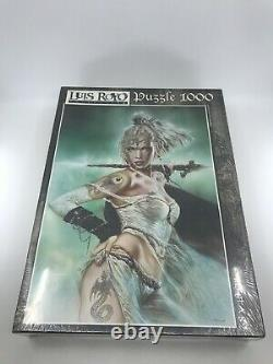LUIS ROYO COLLECTION 1000 pieces Puzzle 68 cm 27 NEW Very Rare SEALED