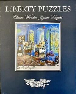 Liberty Classic PuzzlePicasso's Studio527 piecesUsed, mint condition