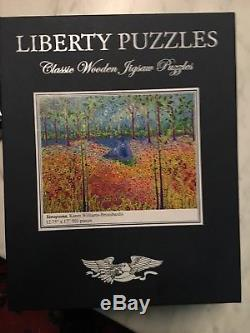 Liberty Classic Wooden Jigsaw Puzzle