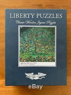 Liberty Classic Wooden Jigsaw Puzzle Apple Tree by Gustav Klimt 463 Pieces
